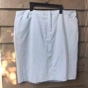 Calvin Klein Plus Skirt